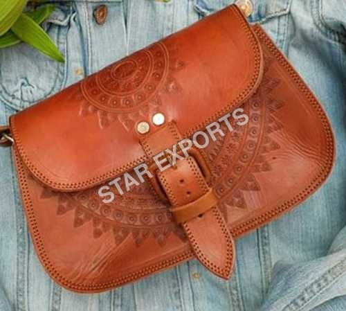 Leather Handmade Bag