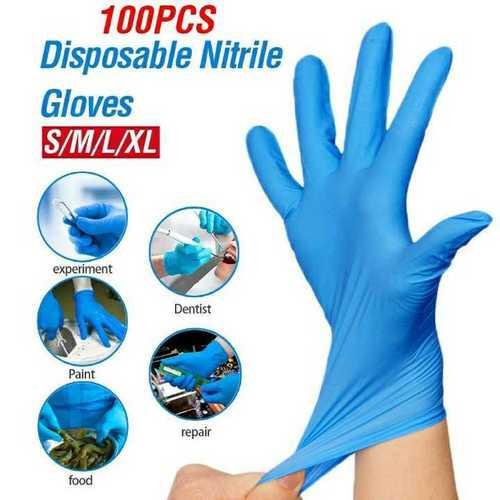 Disposable Netril Gloves