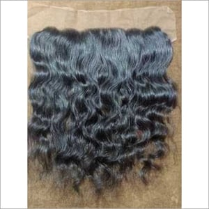 13x4 Transparent Swiss Lace Raw Frontal Hair