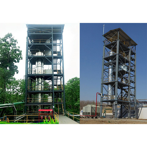 Multi Solvent Recovery Plant