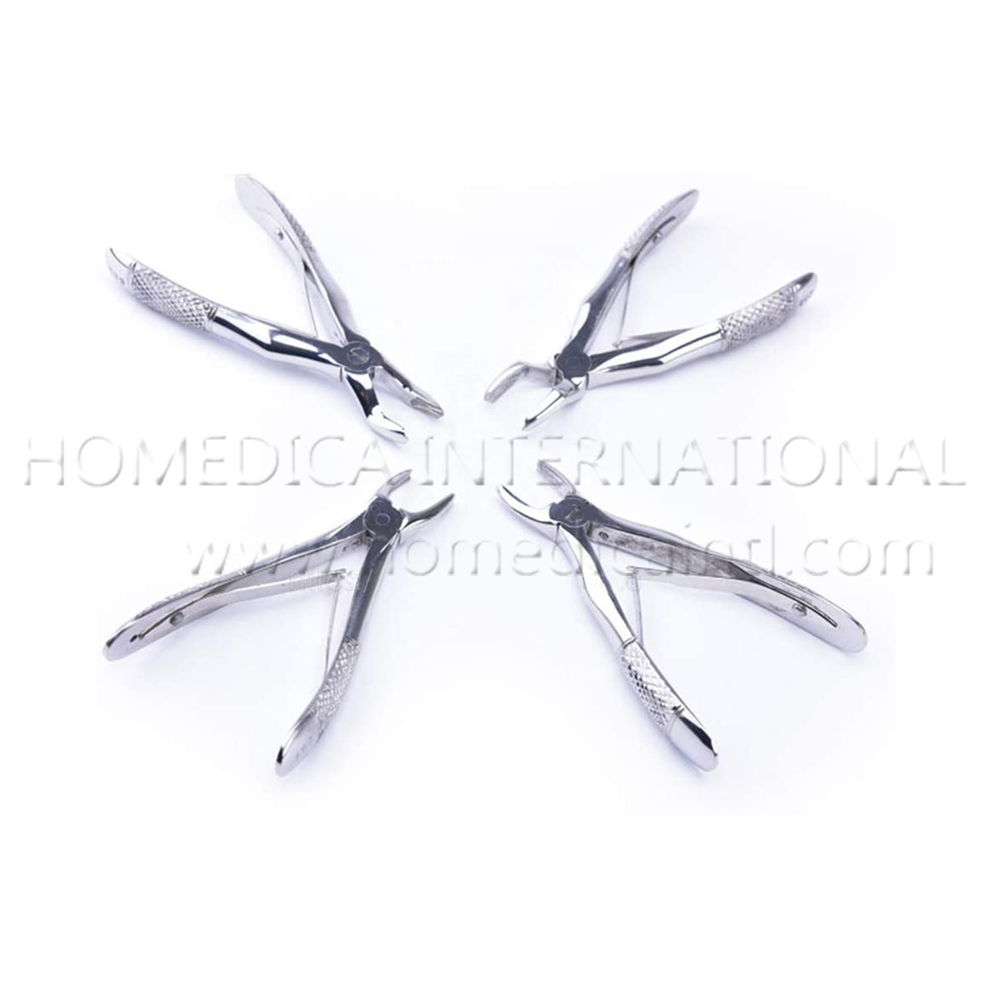 7 Pcs Surgical Instrument Dental Extraction Forceps kit