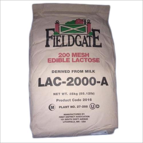 Lactose Food Grade 200 Mesh