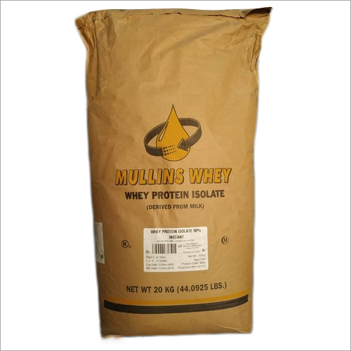 Whey Protein Isolate 90 Percent