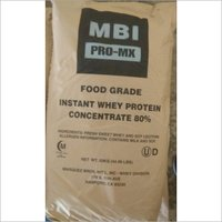 Whey Protein Concentrate Instant 80 percent