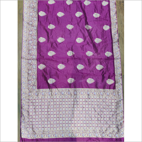 Ladies Designer Jacquard Sarees
