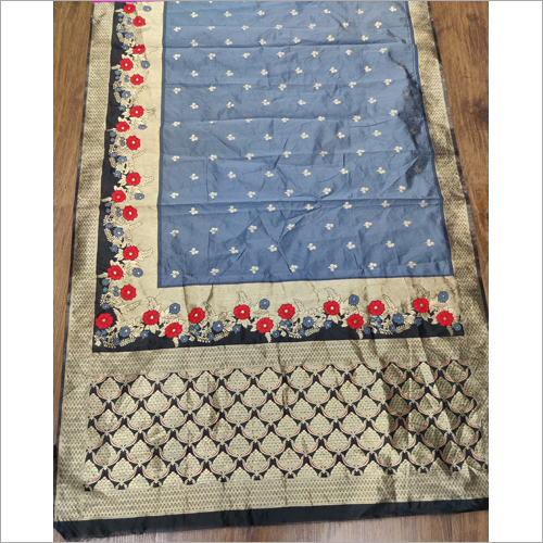 Ladies Casual Jacquard Sarees