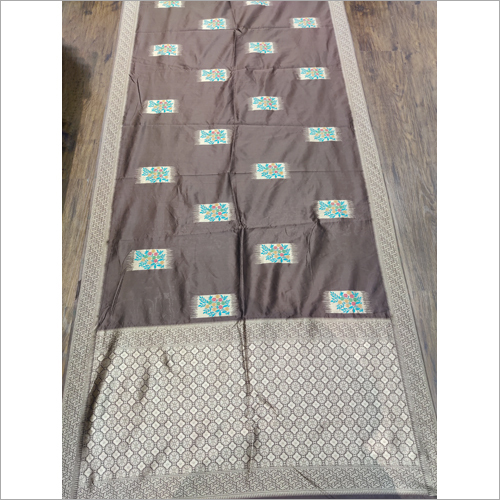 Ladies Heavy Jacquard Sarees