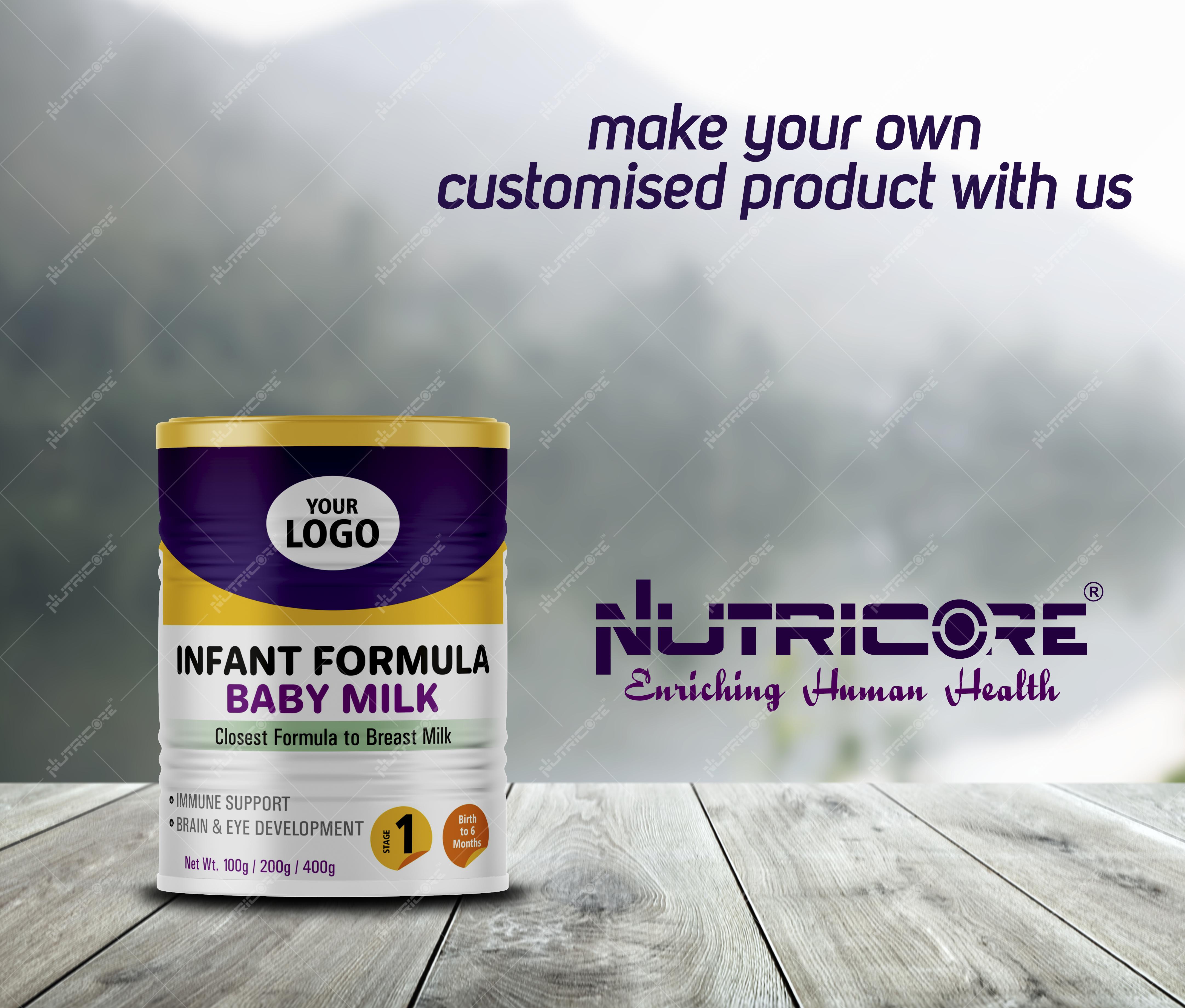 Infant Baby Milk Powder Stage 1 (100 Gm, 200 Gm, 400 Gm)