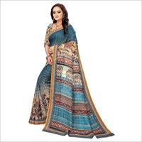Ladies Digital Printed Sarees