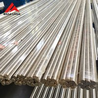 Ti 0.2pd Titanium Alloy Gr7 Round Bar Astm B348 For Industry Price Per Kg