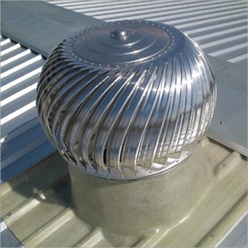 Polycarbonate Dome With Air Ventilators