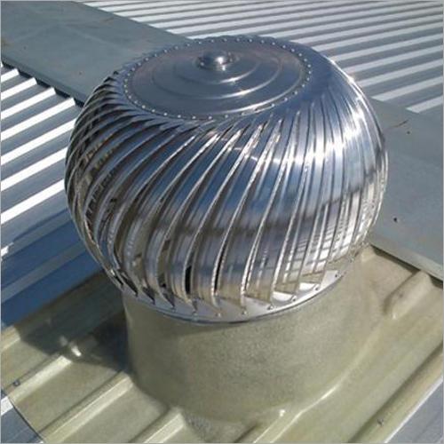 Polycarbonate Dome With Air Ventilators