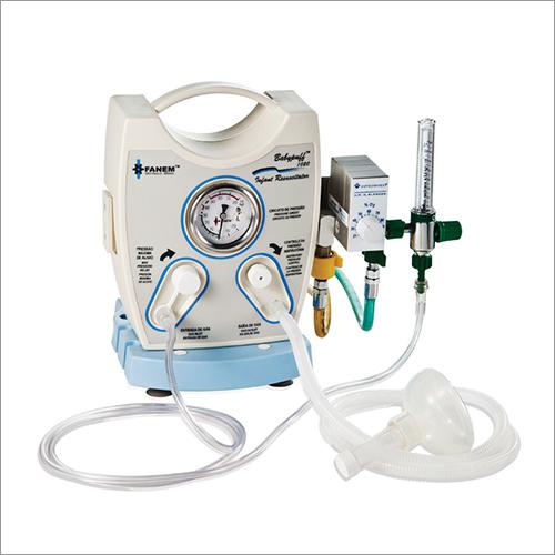 T-Piece Resuscitator Babypuff