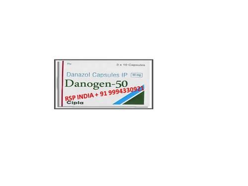 Danogen 50 Capsules