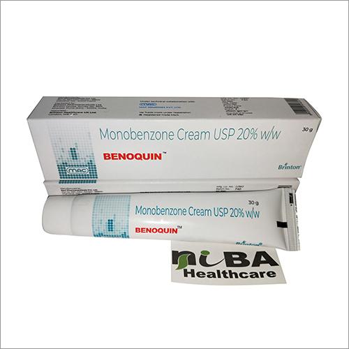 Monobenzone Cream USP