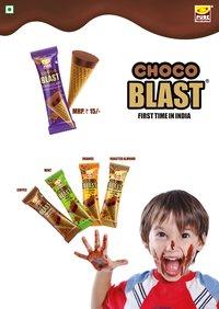Chocoblast Chocolate Family Pack 1x6