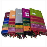 Stylish Handloom Cotton Saree