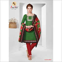 Ladies Churidar Suit