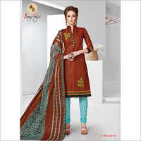 Ladies Churidar Salwar Suit