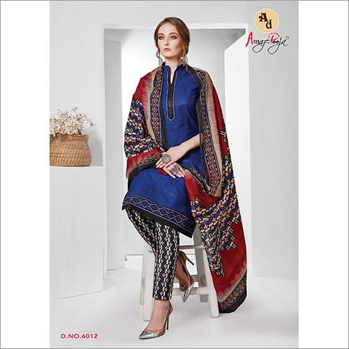 Ladies Fancy Churidar Suit