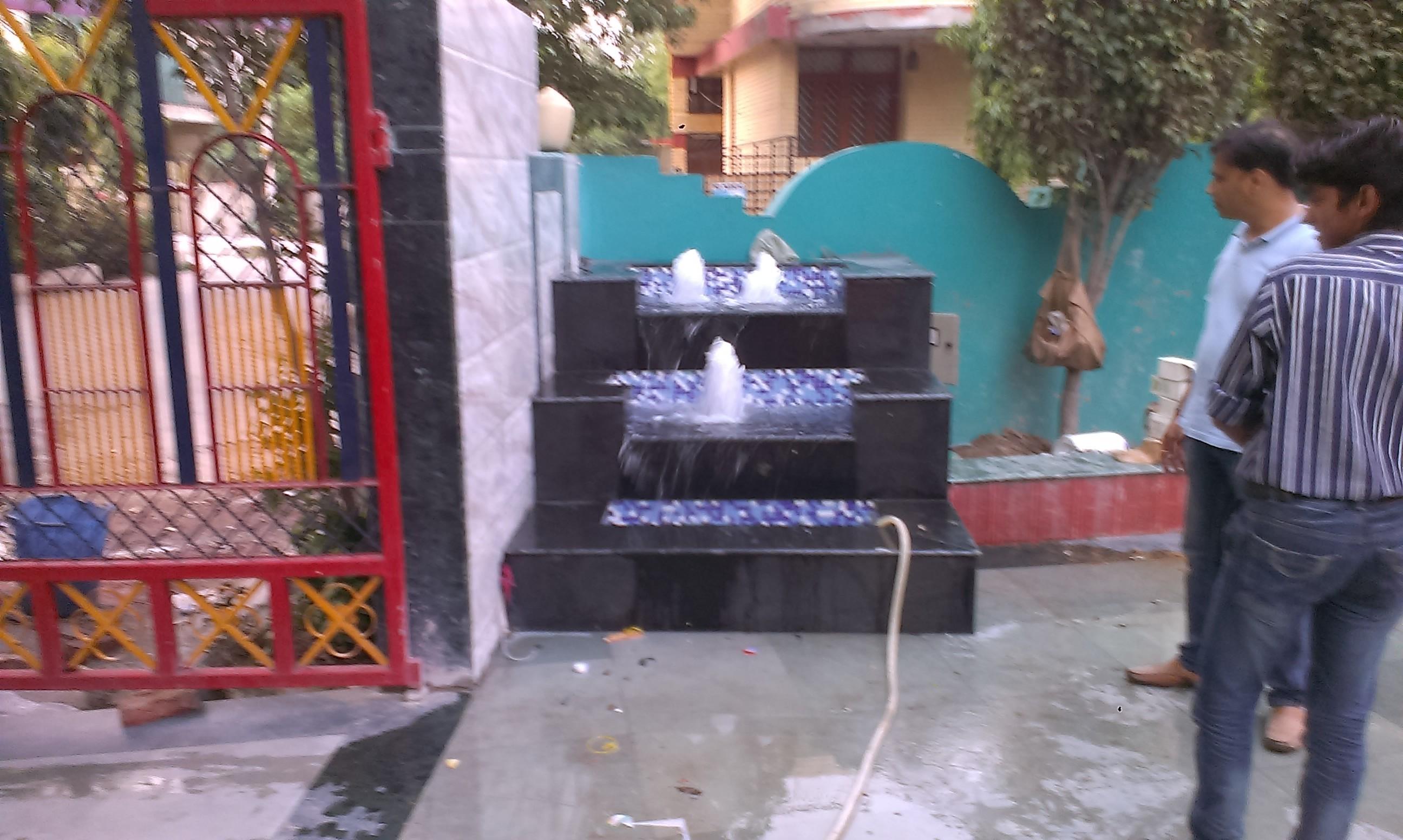 Indoor Water Fountain
