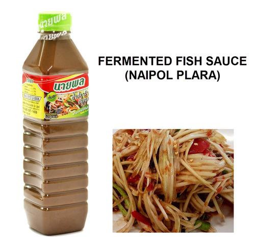 Fermented Fish Sauce (Naipol Plara)