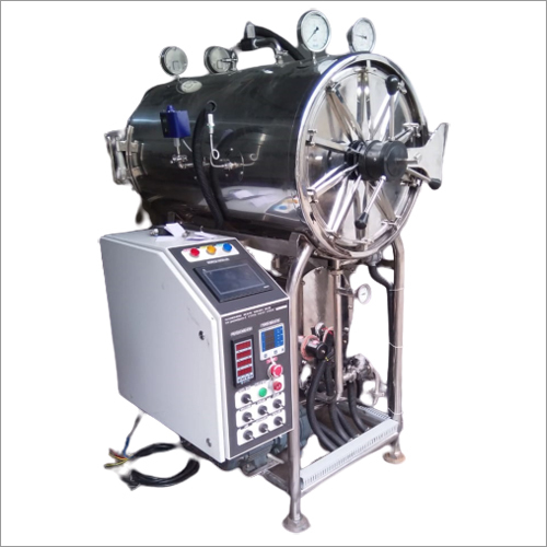 Automatic Horizontal Sterilizer