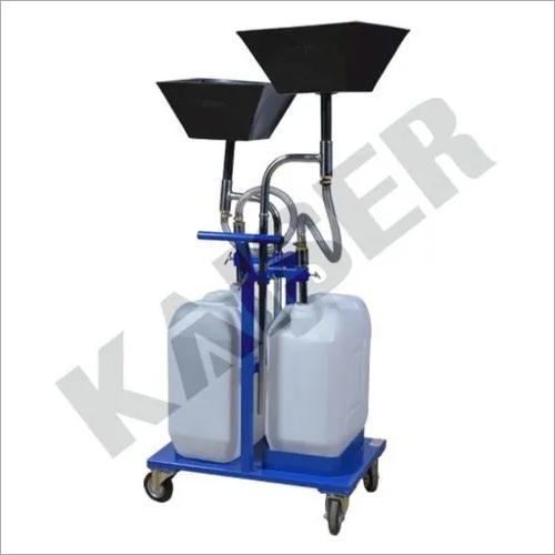 Coolant Drain Cart