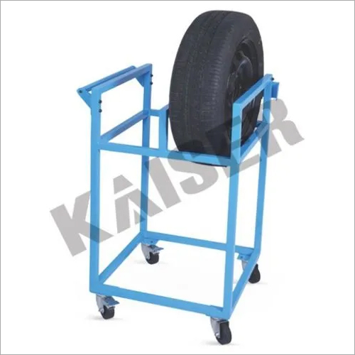 Double Wheel Storage Caddie