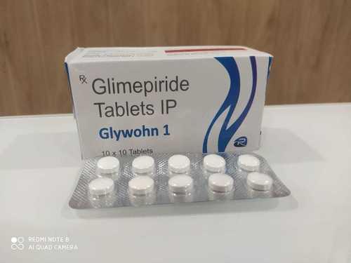 GLIMIPRIDE 1 MG
