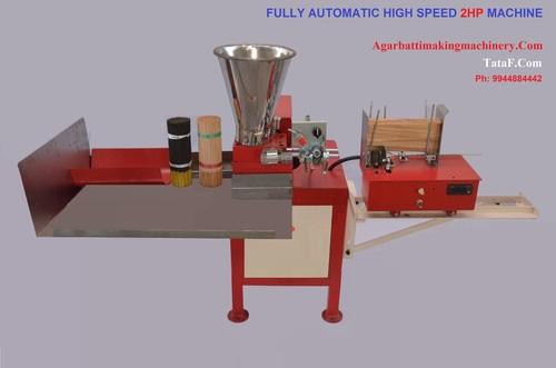 8GAgarbatti Making Machine