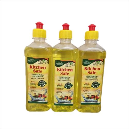 500 ML Vegetable And Fruit Wash Liquid