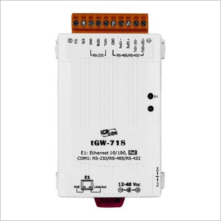 TGW Series  Serial To Ethernet Convertor