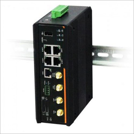 IOG851-W Series Industrial Cellular Edge Gateway