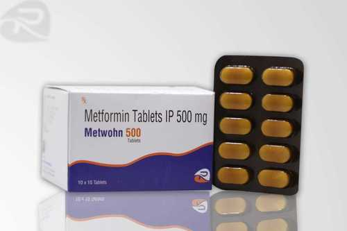 METFORMIN 500