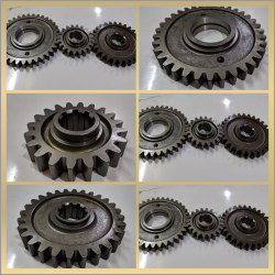Rotavator Side Gears 20-28-35 Teeth Shaktiman