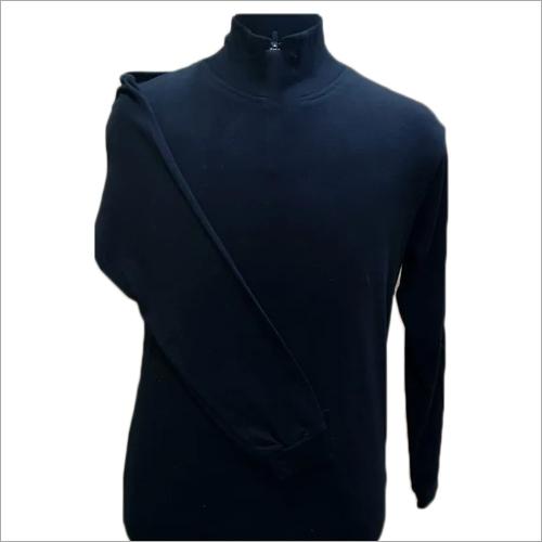 Mens Plain Full Sleeves T-Shirt