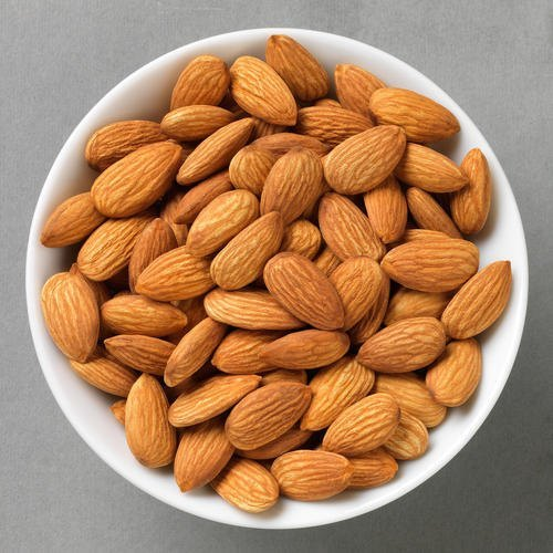 Brown Almonds