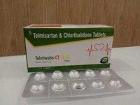 TELMISARTAN 40 MG+ +CHLORTHALIDONE 12.5 MG