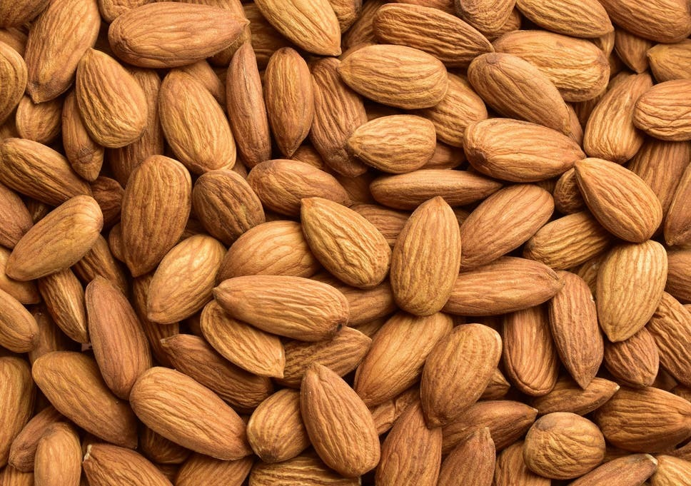 Raw Almonds Californian