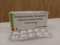 TELMISARTAN 40 MG+ AMLODIPINE 5MG+HYDROCHLORTHIAZIDE 12.5 MG