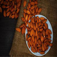 Raw Sweet Almond Nuts