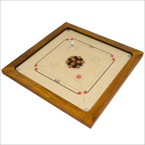 Full Size Wooden Carrom Board