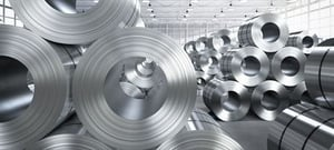 COL ROLLED IRON & STEEL