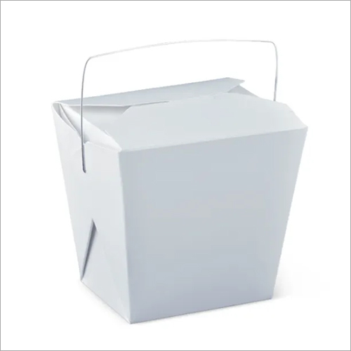 Wire Handle Food Pail Bags