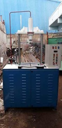 Two pillar hydraulic press