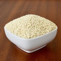 Natural Sesame Seeds, For Food Grade, Pack Size: 25 Kg