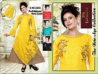 Ladies Designer Rayon Top