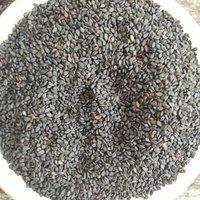 Organic Black Sesame Seeds, For Food Industries.