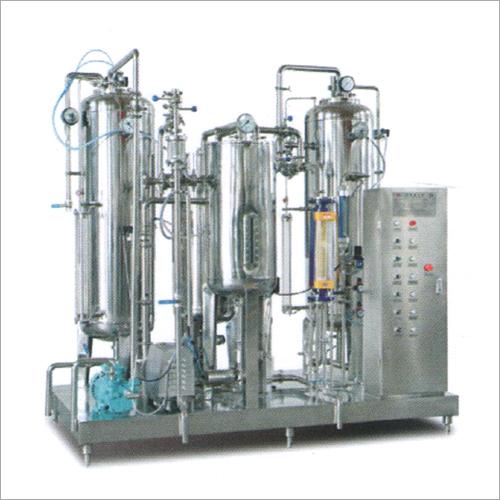 Carbonator Beverage Mixer Machine